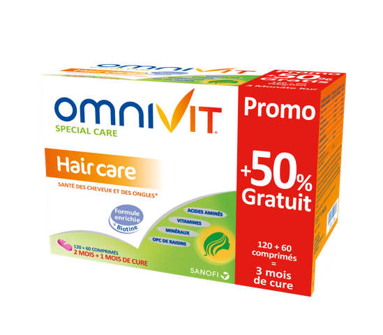 GAGNEZ UN PACK OMNIVIT HAIR CARE (FEMME D'AUJOURDHUI)  22/11 Omnivitbelgium_haircare_02_fr